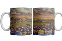 Headingley Carnagie Stadium Fine Art Ceramic Mug - Leeds Rhinos Rugby League Club