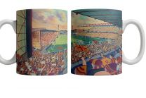 Valley Parade Stadium Fine Art Ceramic Mug - Bradford City Football Club