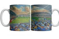John Smith's Stadium Fine Art Ceramic Mug - Huddersfield Town Football Club