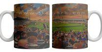 The Boulevard Stadium Fine Art Ceramic Mug - Hull Rugby League Club