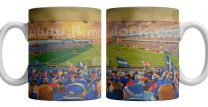 Priestfield Stadium Fine Art Ceramic Mug - Gillingham Football Club