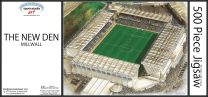 The Den Stadia Fine Art Jigsaw Puzzle - Millwall Football Club
