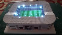 Pride Park Stadium Handmade Stadium Model - Derby County Football Club
