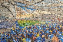The Amex Stadium Fine Art Jigsaw Puzzle - Brighton & Hove Albion Football Club