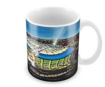 Amsterdam Arena Stadia Fine Art Ceramic Mug - Ajax Football Club