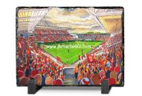 Ashton Gate Stadium Fine Art Slate Presentation - Bristol City Football Club
