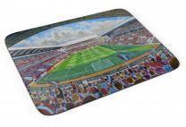 Villa Park Stadium Fine Art Mouse Mat - Aston Villa Football Club