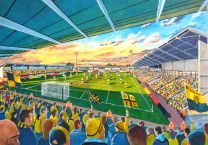 Pirelli Stadium Fine Art Print  - Burton Albion Football Club
