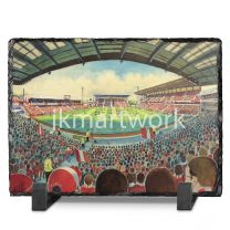 Oakwell Stadium Fine Art Slate Presentation - Barnsley Football Club