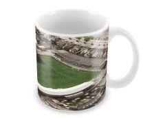 Blundell Park Stadia Fine Art Ceramic Mug - Grimsby Town Football Club