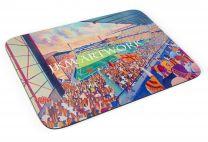 Valley Parade Stadium Fine Art Mouse Mat - Bradford City Football Club