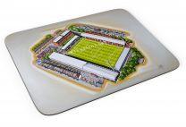Griffin Park Stadia Fine Art Mouse Mat - Brentford Football Club