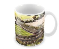 Brisbane Road Stadia Fine Art Ceramic Mug - Leyton Orient Football Club