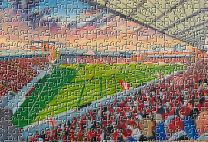 Brisbane Road(Matchroom) Stadium Fine Art Jigsaw Puzzle - Leyton Orient Football Club
