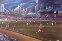 Eastville Stadium Fine Art Box Canvas - Bristol Rovers Football Club