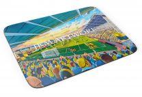 Pirelli Stadium Fine Art Mouse Mat - Burton Albion Football Club