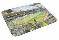 Parkhead Stadium Fine Art Mouse Mat - Celtic Football Club