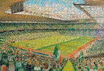 Parkhead Stadium Fine Art Jigsaw Puzzle - Celtic Football Club