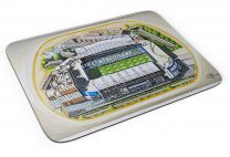 Stamford Bridge Stadia Fine Art Mouse Mat - Chelsea Football Club