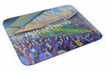 Selhurst Park Stadium Fine Art Mouse Mat - Crystal Palace Football Club