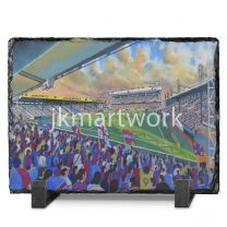 Selhurst Park Stadium Fine Art Slate Presentation - Crystal Palace Football Club