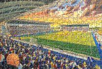 Falkirk Stadium Fine Art Jigsaw Puzzle - Falkirk Football Club