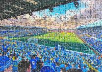 Fratton Park Stadium Fine Art Jigsaw Puzzle - Portsmouth Football Club