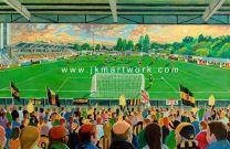 Gallagher Stadium Fine Art Print - Maidstone United Football Club