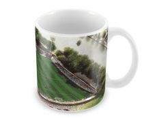 Gay Meadow Stadia Fine Art Ceramic Mug - Shrewsbury Town Football Club