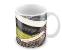Gresty Road Stadia Fine Art Ceramic Mug - Crewe Alexandra Football Club
