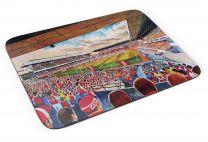 Highbury Stadium Fine Art Mouse Mat - Arsenal Football Club