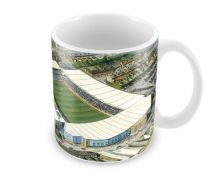Highfield Road Stadia Fine Art Ceramic Mug - Coventry City Football Club