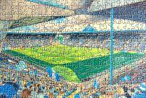 Hillsborough Stadium Fine Art Jigsaw Puzzle - Sheffield Wednesday Football Club
