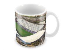 Hillsborough Stadia Fine Art Ceramic Mug - Sheffield Wednesday Football Club