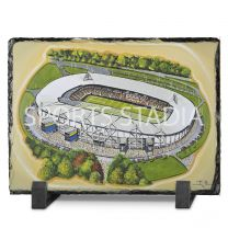 KCOM Stadium Fine Art Slate Presentation - Hull City Football Club