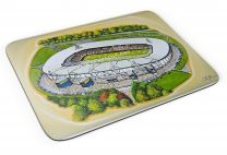 KCOM Stadia Fine Art Mouse Mat - Hull City Football Club
