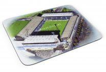 Portman Road Stadia Fine Art Mouse Mat - Ipswich Town Football Club