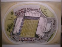 Kassam Stadia Fine Art Print - Oxford United Football Club