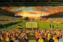 Kassam Stadium Fine Art Print - Oxford United Football Club
