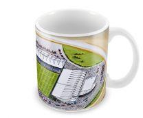 Kassam Stadia Fine Art Ceramic Mug - Oxford United Football Club