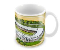 KCOM Stadia Fine Art Ceramic Mug - Hull City Football Club