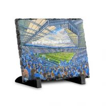 King Power Stadium Fine Art Slate Presentation - Leicester City Football Club