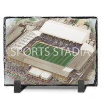 Elland Road Stadium Fine Art Slate Presentation - Leeds United Football Club