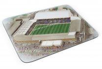 Elland Road Stadia Fine Art Mouse Mat - Leeds United Football Club
