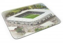King Power Stadia Fine Art Mouse Mat - Leicester City Football Club