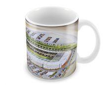 Liberty Stadia Fine Art Ceramic Mug - Swansea City Football Club