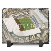Maine Road Stadium Fine Art Slate Presentation - Manchester City Football Club