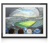 Etihad Stadium Fine Art Print - Manchester City Football Club