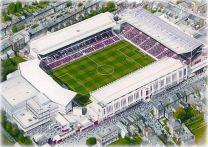 Highbury Stadia Fine Art Print - Arsenal Football Club