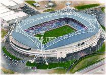 Reebok Stadia Fine Art Print - Bolton Wanderers Football Club